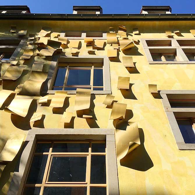 Kunsthofpassage Gelbes Haus