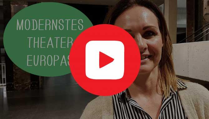 Video Staatsoperette Dresden mit Cora