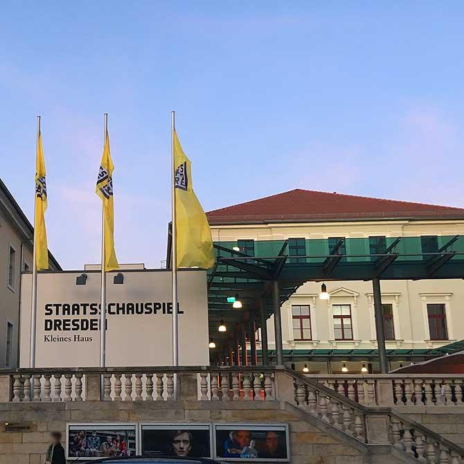 Staatsschauspiel Dresden Kleines Haus