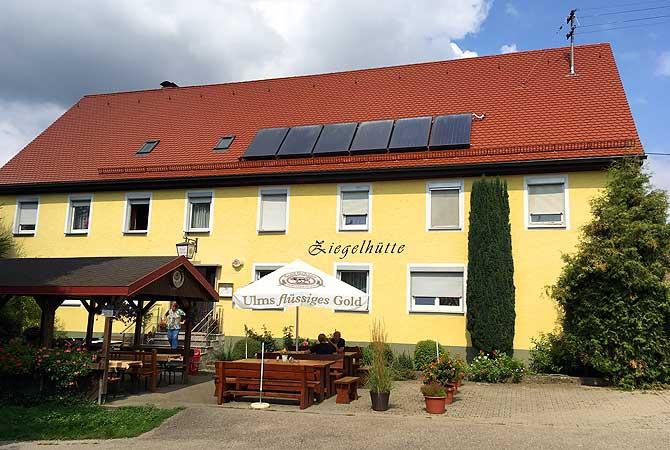 Cafe Ziegelhütte bei Amstetten