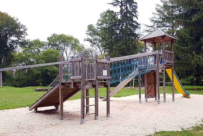 Spielplatz am Geiselsteinhaus