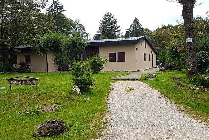Vereinsheim am Geiselstein