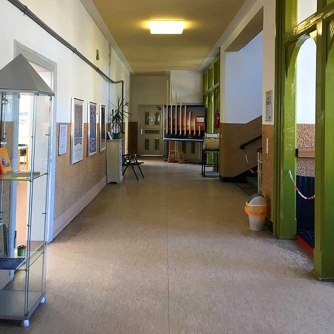 Räume der experimenta Freudenstadt