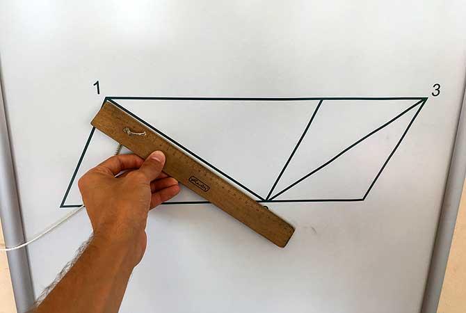 Welche Linie ist länger?