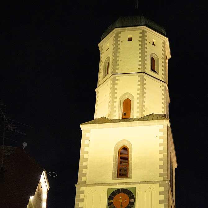 Kirche St. Martin Biberach