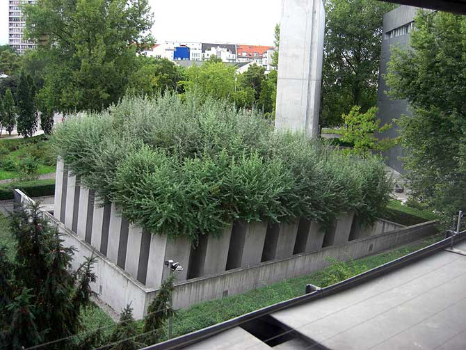 Garden of Exile Jüdisches Museum Berlin
