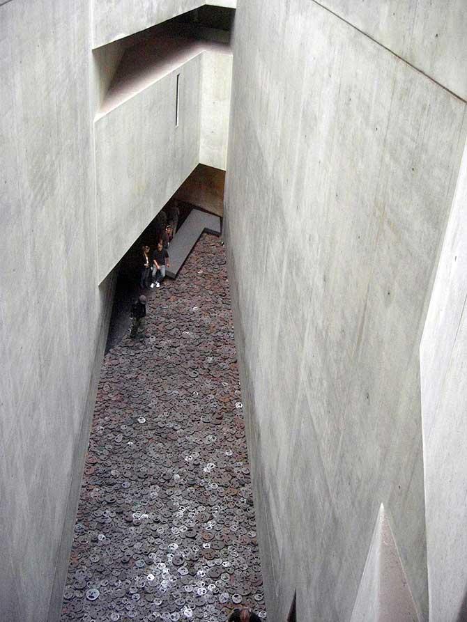 Architektur von Daniel Libeskind