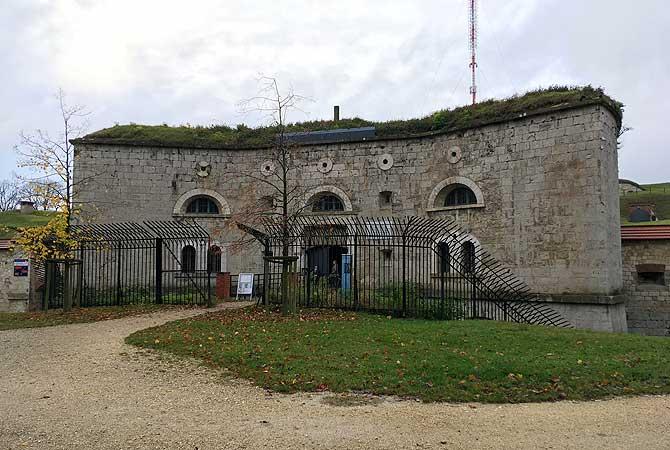 Eingang zum KZ Oberer Kuhberg Ulm