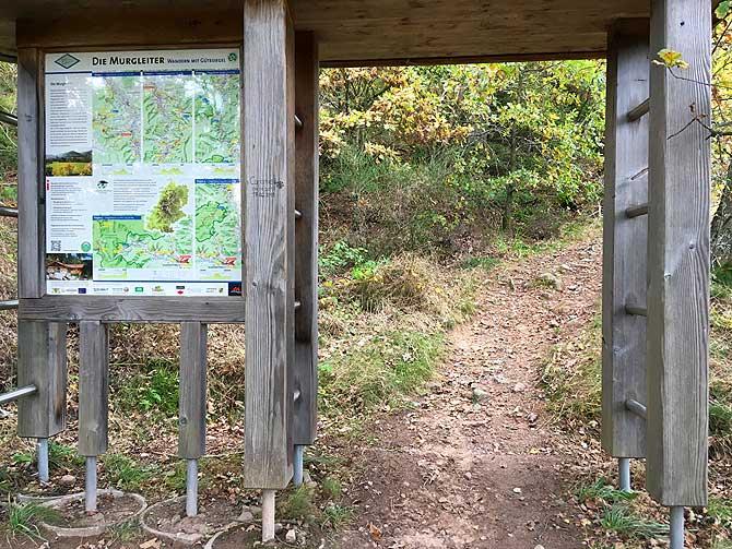 Portal zur Murgleiter