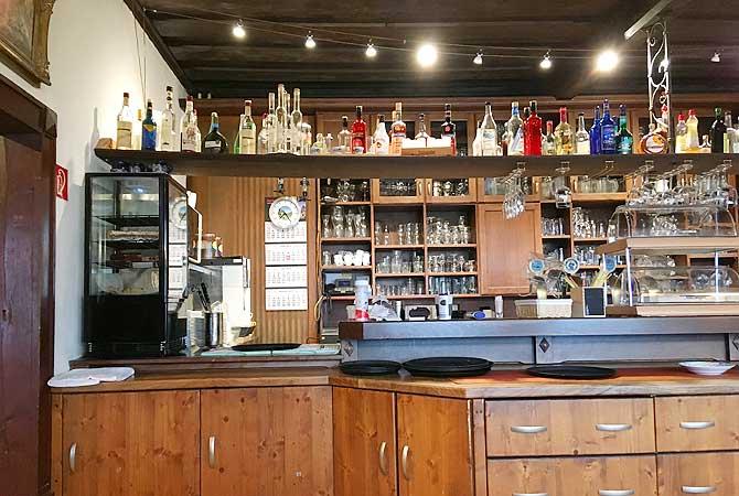 Bar im Hotel Karwendelblick