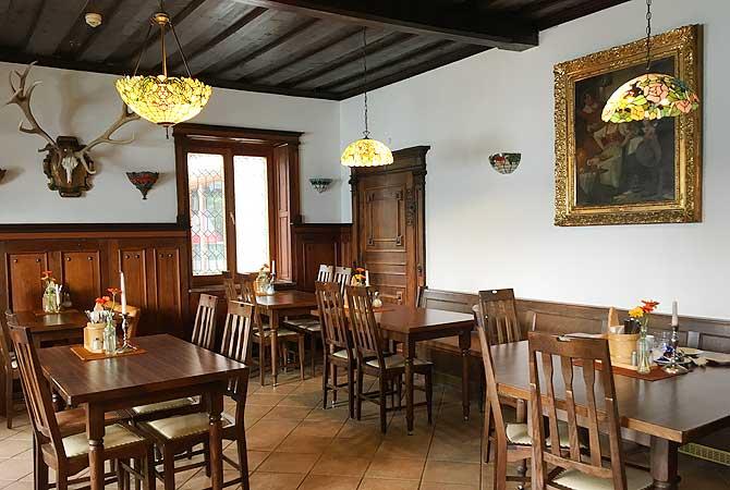 Seerestaurant Karwendelblick