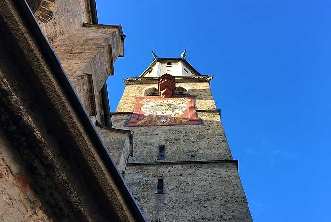 Sankt Martin Turm Memmingen