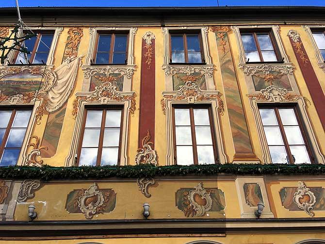 Fassade vom Steuerhaus