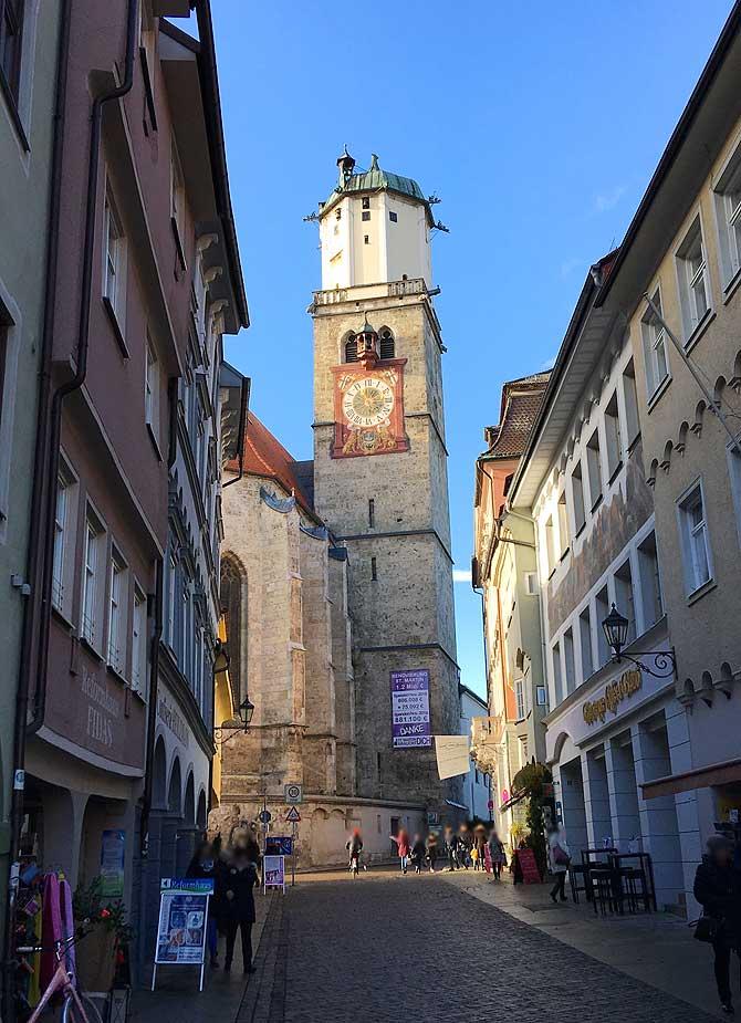 Instagram Sankt Martin Turm Memmingen