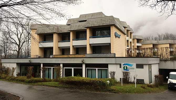 Quellenhof im Kurhotel-Look