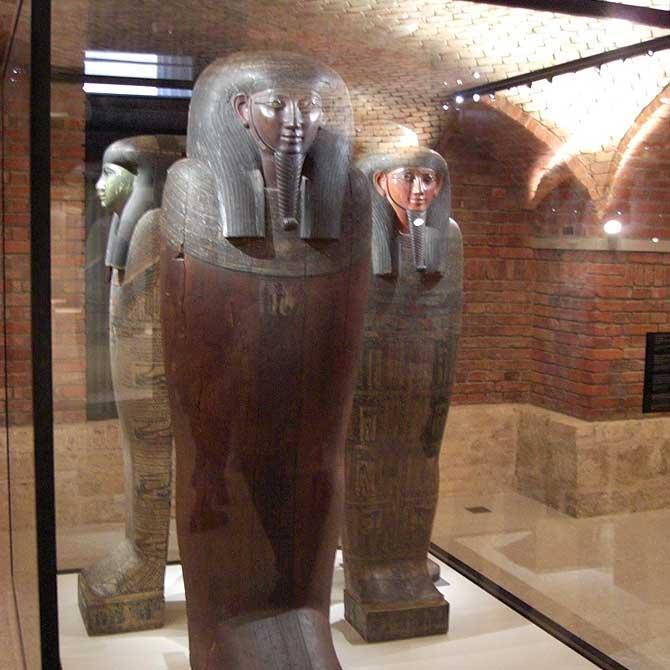 Altes Ägypten im Neuen Museum