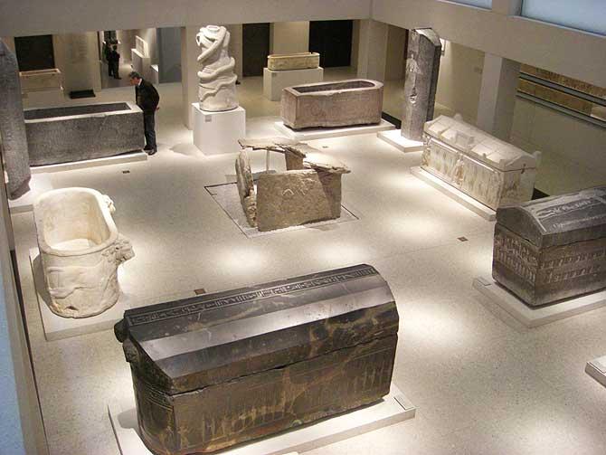 Neues Museum Berlin Ausstellung