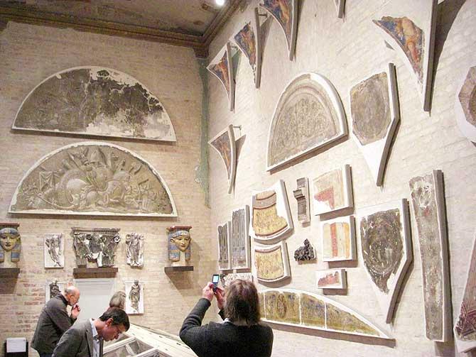 Ausstellung der Früh- und Vorgeschichte