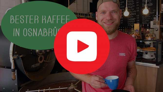 Video Chris ist Barista in der Barösta