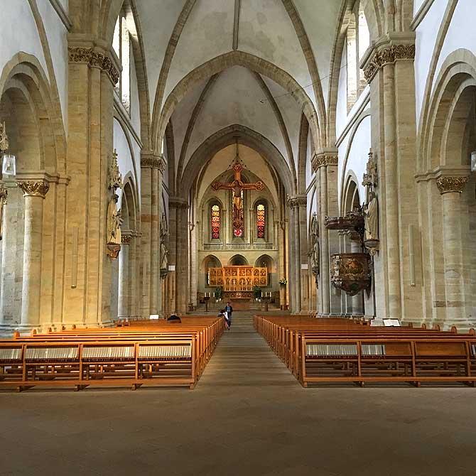 Kreuz im Dom Osnabrück
