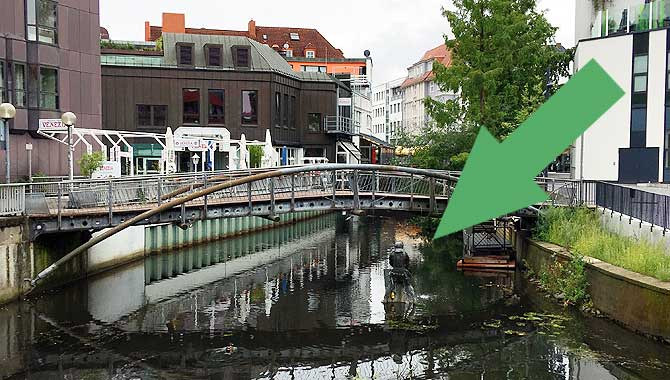 Konrad Bäumer Brücke Osnabrück