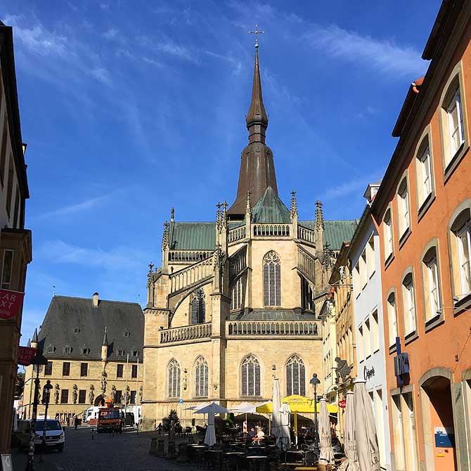 Marienkirche goes Instagram