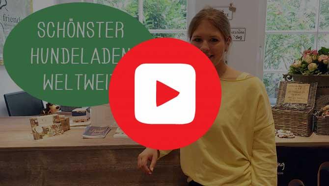 Video Kristin vom Hundeladen Bruno and Friends
