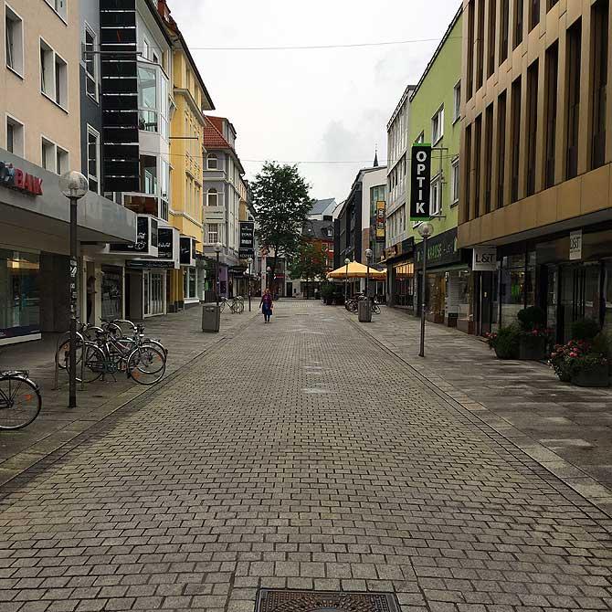 Georgstrasse Osnabrück