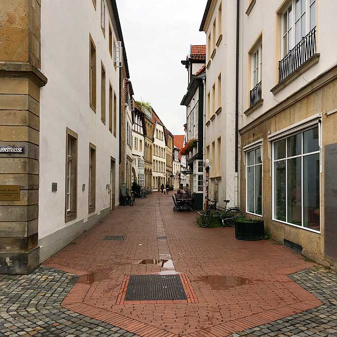 Heger Strasse Osnabrück