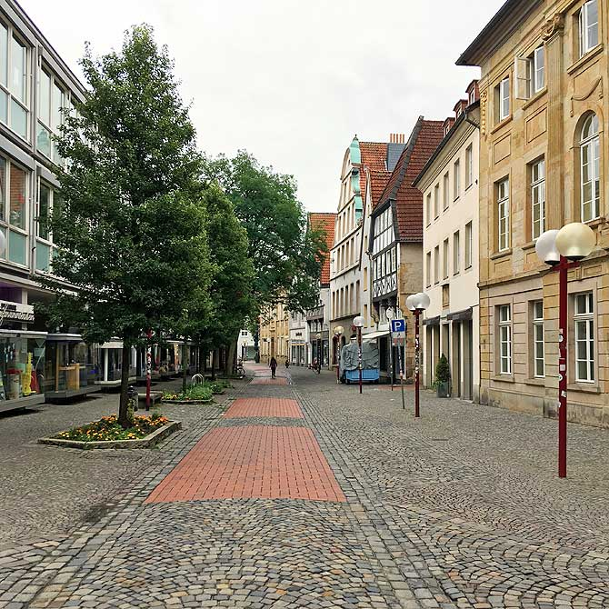 Krahnstrasse Osnabrück