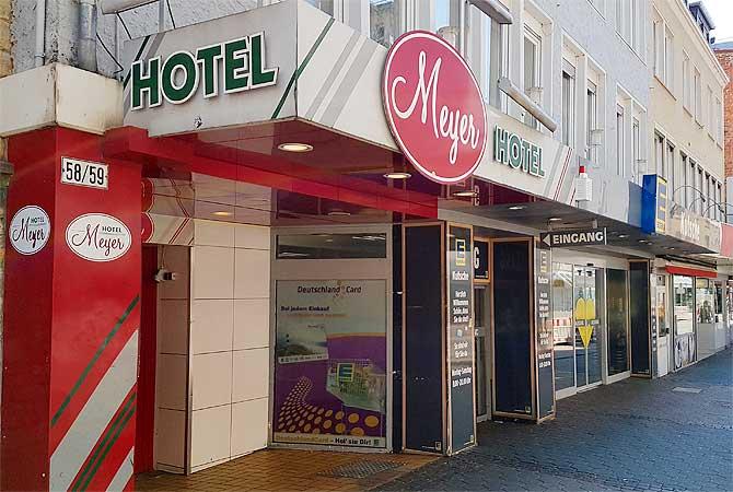 Hotel Meyer Osnabrück
