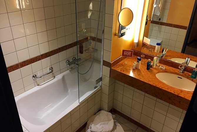 Bad Hotel Steigenberger Remarque