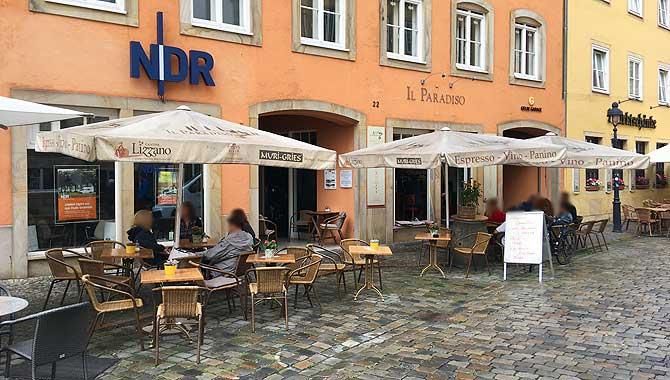 Il Paradiso am Markt Osnabrück