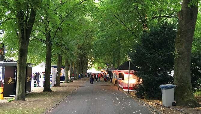 Schlossgarten Open Air gilt auch als eine der wichtigen Sehenswürdigkeiten in Osnabrück
