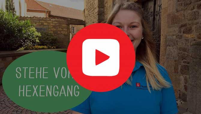 Video Imke von der Touristinformation Osnabrück