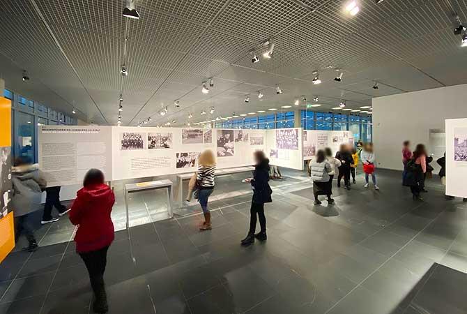 Dauerausstellung Topographie des Terrors