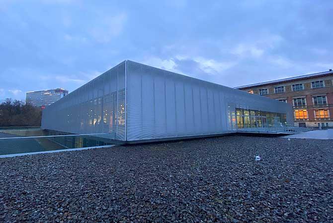 Dokumentationszentrum an der Berliner Mauer