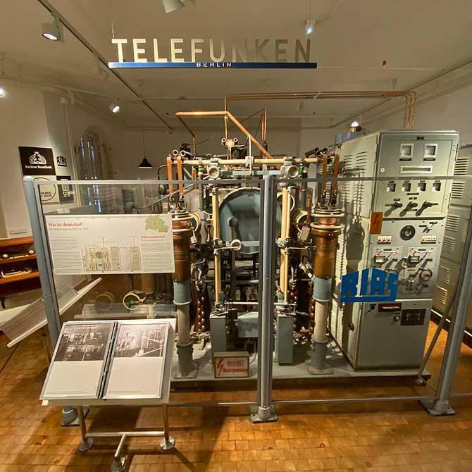 Telefunken Maschine