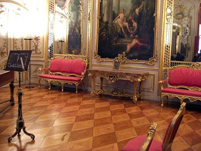 Führung durch Sanssouci