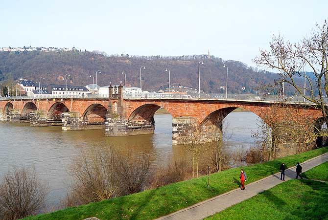 Älteste Brücke in Deutschland