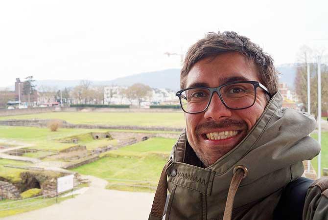 Dein Deutschland Reiseblog in einer der wichtigsten Sehenswürdigkeiten in Trier