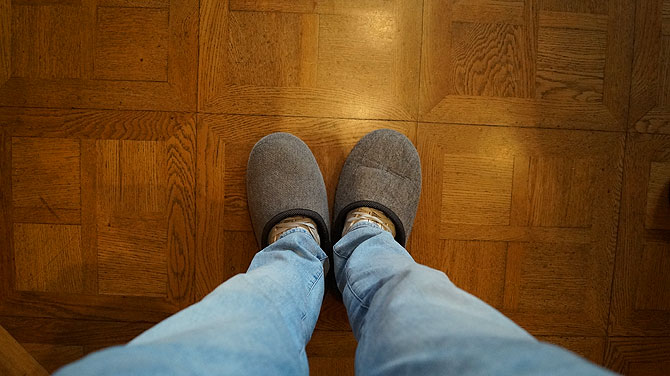 Hohenzollernische Pantoffeln