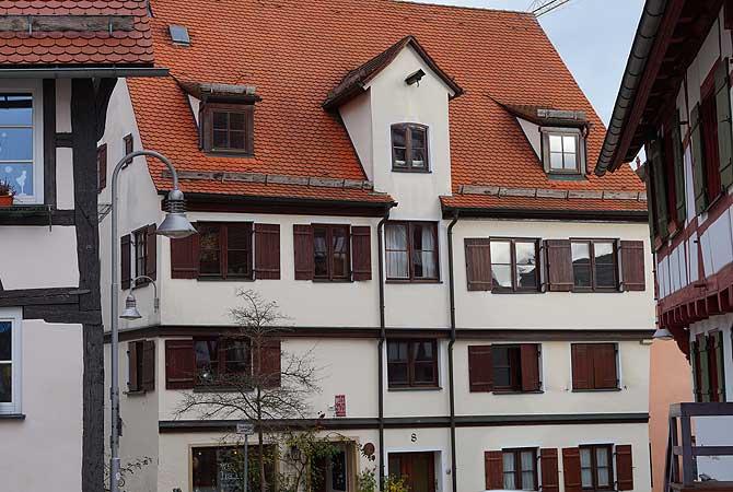 Haus auf dem Weberberg Biberach