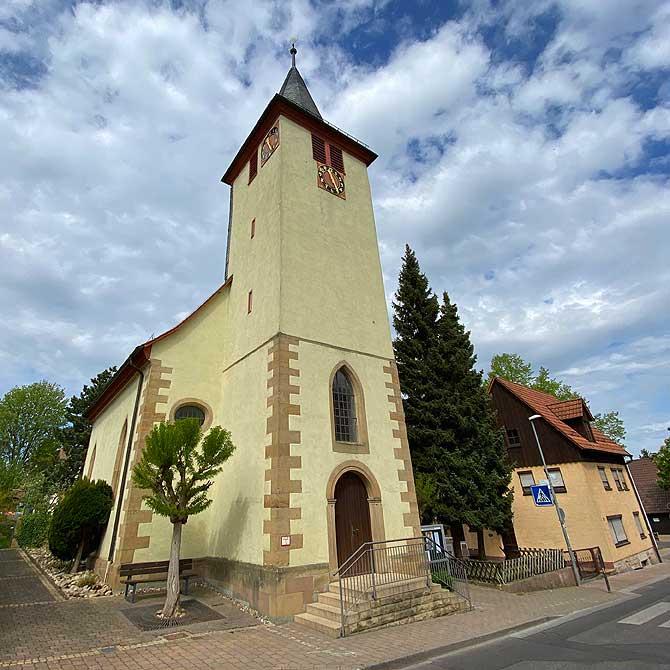 Waldenserkirche Großvillars