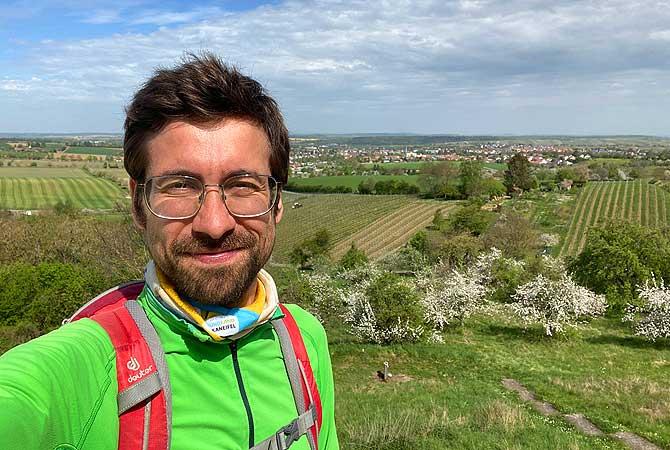 Dein Deutschland Reiseblog bei einer Wanderung zum Derdinger Horn