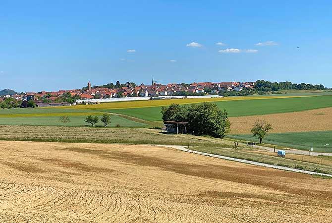 Wandern im Kreuzbachtal heißt Wandern um Aurich