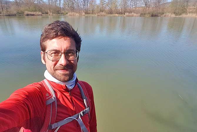 Dein Deutschland Reiseblog bei einer Wanderung um die Seewaldseen in Horrheim