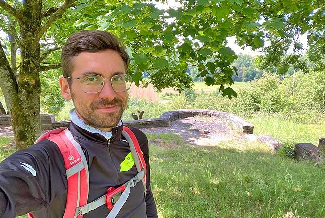 Dein Deutschland Reiseblog mit einem Ausflugstipp Wanderung zur Ruine Blankenstein bei Steinheim