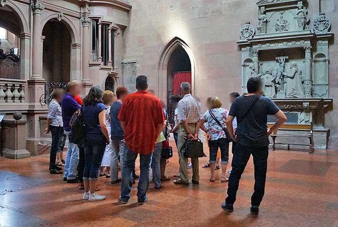 Führung durch den Mainzer Dom