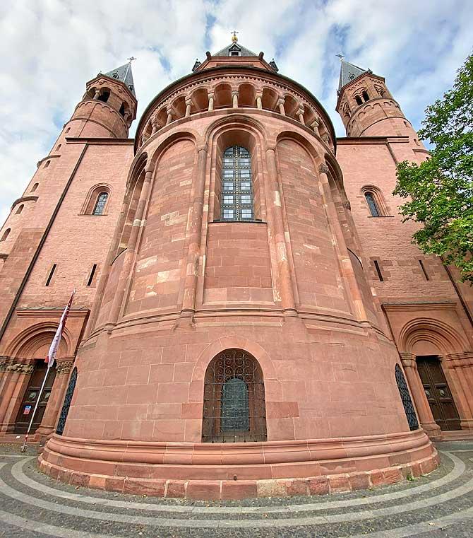 Dom Mainz Deutschland Reiseblog